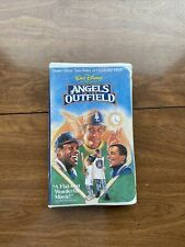 Angels In The Outfield, VHS Clamshell, Walt Disney, 1995