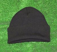 Black Bronx Hat - Made in UK
