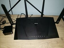 Asus RT-AC31004-Port Gigabit Router I have username and password easier install