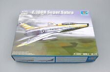 Trumpeter 1/72 01649 F-100D Super Sabre