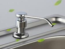 Brand New Stainless Steel Kitchen Sink Soap Dispenser Mounted Install