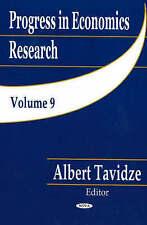 Progress in Economics Research: 9 - New Book
