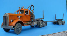 O/On3/On30 1/48 WISEMAN MODEL SERVICES MODERN VERSION LOG TRUCK CONVERSION KIT