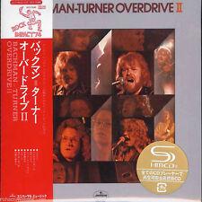 BACHMAN TURNER OVERDRIVE - BTO - II - JAPAN MINI LP SHM - CD