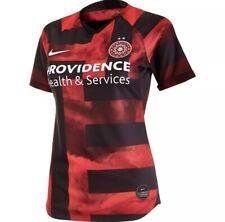 Nike Portland Thorns Fc 2019 Ar0720-671 Womens New w/Tags Soccer Jersey Size S
