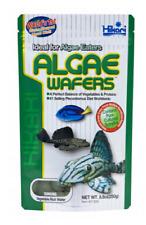 Hikari Algae Wafers 82g Plecos Sinking Disc Fish Food Tropical Spirulina