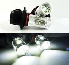 9005 HB3 30Watt 6SMD LED Bright Fog Lights Fog Bulbs CREE Warranty