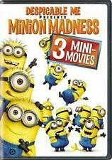 Despicable Me Presents Minion Madness ( DVD, 2012 )