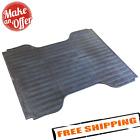 Westin 50-6175 Black Rubber Truck Bed Mat For 99-07 Silveradosierra 6.5 Ft. Bed