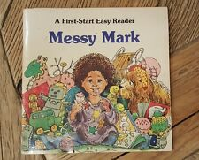 Messy Mark Troll & Scholastic First Start Easy Reader Ages 4-8 Paperback Picture