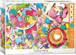 Cookie Party 1000 Piece Puzzle by Eurographics