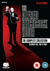 The Alfred Hitchcock Hour: The Complete Collection DVD Box Set R4