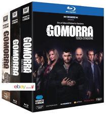 GOMORRHA SAMMLUNG SERIE VOLLSTÄNDIGE 01 - 03 (12 DVD) SERIE CULT ITALIENISCH