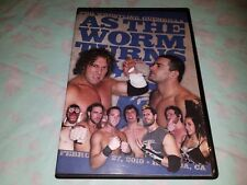 PWG As the Worm Turns DVD Pro Wrestling Guerrilla Young Bucks Kenny Omega ROH
