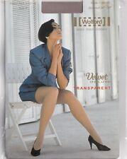 Collant WOLFORD VELVET DE LUXE 17 den coloris Merino. Taille S. Tights.