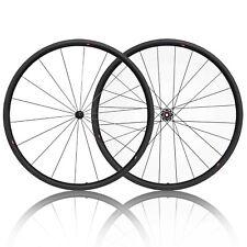 Edco Julier Light Carbon Tubular Wheelset (Front & Rear) Shimano/SRAM/Campagnolo