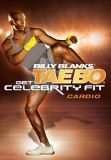 DVD - Exercise - Fitness - Billy Blanks Tae Bo Get Celebrity Fit - Cardio