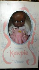 "11"" Tall Black African American Vinyl Cameo Jesco Kewpie Doll in box #2105"