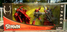 Spawn Weapons of Mass Destruction 3-Pack Diamond Exclusive