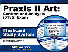 Praxis II Art: Content and Analysis (5135) Exam Flashcard Study System