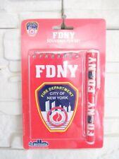 New York Feuerwehr Notizblock mit Kugelschreiber Fire Department