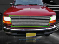 Billet Grille Front Grill Fits 1992-1996 Ford Bronco F150 F250 F350