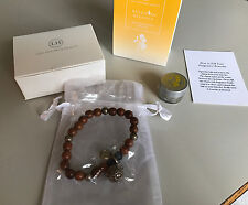 Lisa Hoffman Beauty : Brazilian Begonia Fragrance Jewelry Bracelet
