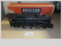 Vintage Postwar Lionel O Gauge 2-6-4 Smoking Steam Engine Locomotive 2035 w/Box