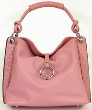BCBG Maxazria Pink Small Signature Learther Bag   Super Rare Only 1 Left