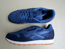 Kendrick Lamar X Reebok Classic Leather 45 Perfect Split Noble Ble/Colegiate Nvy