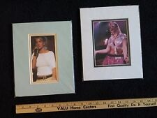 Britney Spears Unframed Photo Art 8x10 Nip Lot 2, Artist Concert Live Music Pop