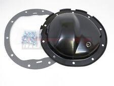 "Black Steel Differential Cover GMC Sierra Silverado 1500 Rear 8.5"" Ring Gear 10B"