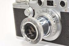 INDUSTAR 22, 50 mm f/3, 5, M39/L, Mount per Telemetri Leica, VOIGTLANDER
