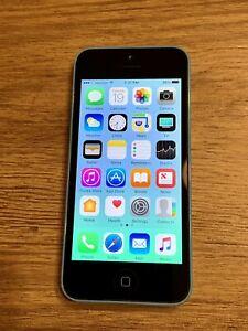 Apple iPhone 5c 16GB Blue (Verizon) A1532 Good Working Condition