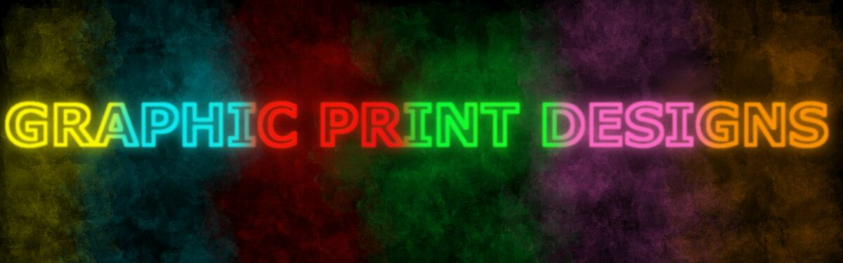 Graphic Print Designs