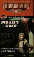 CRIMSON SKIES-PIRATE´S GOLD-Wings of Fortune: Book 1-NOVEL-Science-Fiction-engl.