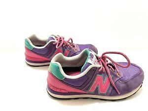 Las mejores ofertas en Zapatos Atléticos New Balance 574 púrpura ...