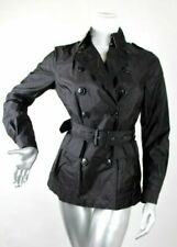 Cappotti e giacche da donna neri Burberry