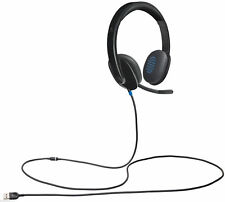 Logitech H540 Black On the Ear USB Headset