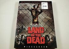 George A. Romero's Land of the Dead DVD Unrated Director's Cut Dennis Hopper