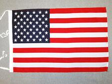 BANDIERA STATI UNITI 45x30cm - BANDIERINA AMERICANA – USA 30 x 45 cm cordicelle