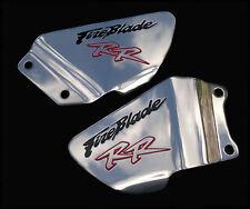 HONDA FIREBLADE CBR 900 RR 1992 to 1999   Custom Heel Plates Colour Fill Choice