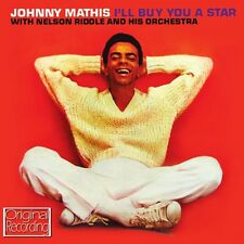 Johnny Mathis - I'll Buy You A Star CD