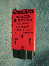 SHIPS SAME DAY! Volvo 9434225 Fuel Inject Relay Pump Controller 850 C70 S70 V70