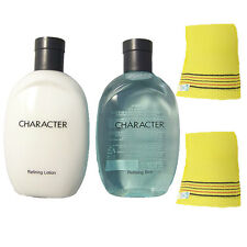 [made in korea] LG CHARACTER Refining SkinLotion men skin care set men's lotion