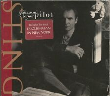 Sting - Let Your Soul Be Your Pilot 1996 CD single