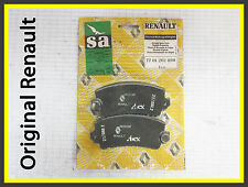 Original Renault Bremsbeläge Bremsbelagsatz vorne 7701202890 Alpine A310 R5 -R20