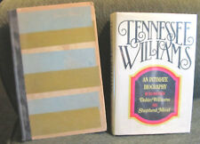2 book lot In The Winter Of Cities Tennessee Williams '56 New Directions +bio HC