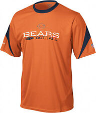 Chicago Bears NWT sideline inverter performance crew shirt Reebok NFC small NFL