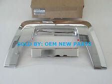 NEW Nissan Frontier 2005-2012 Rear Tailgate Handle Chrome Plastic Applique OEM